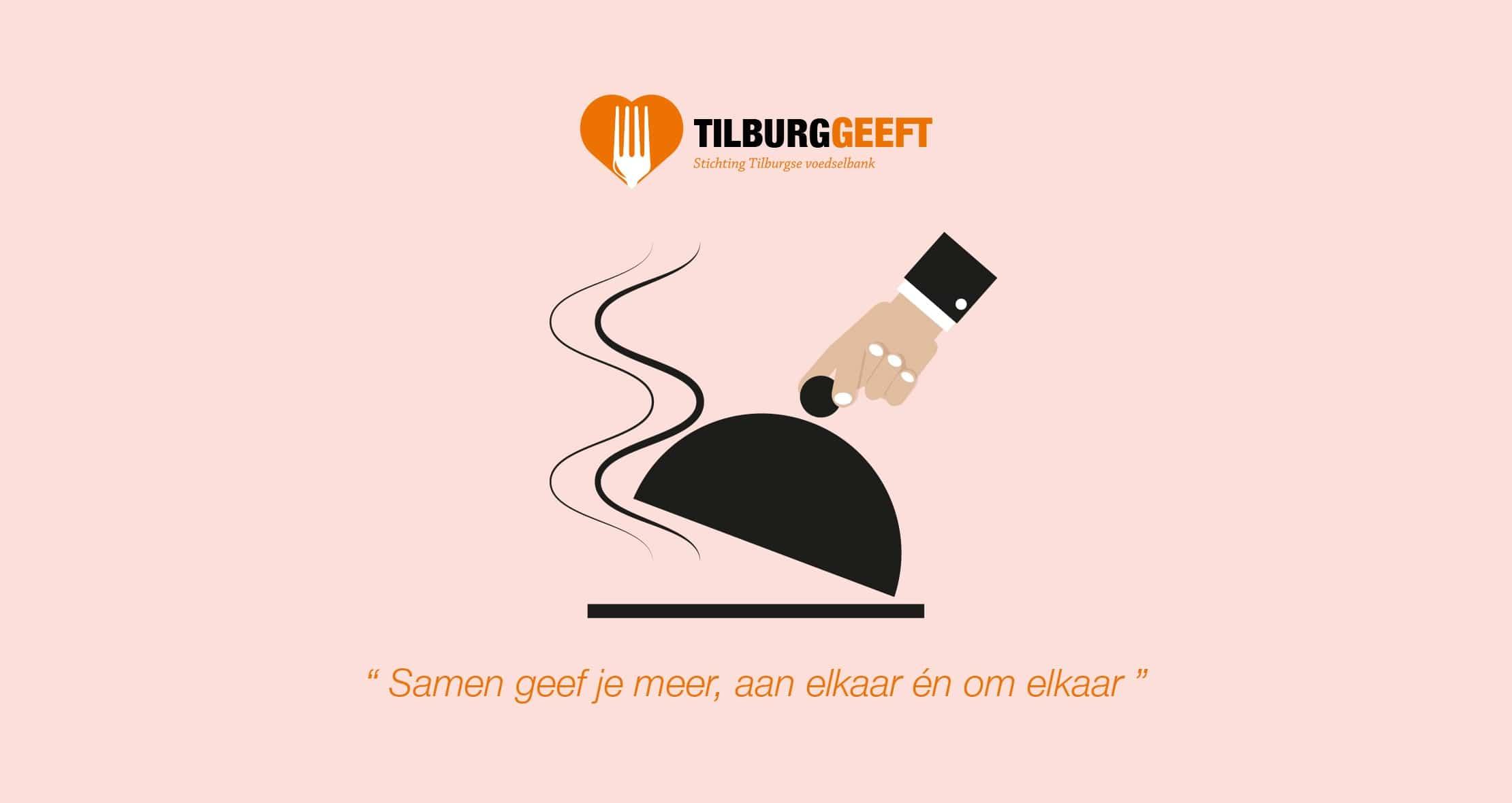 Inspiration Concepts geeft aan Stichting Tilburgse Voedselbank