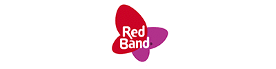 Red Band - logo